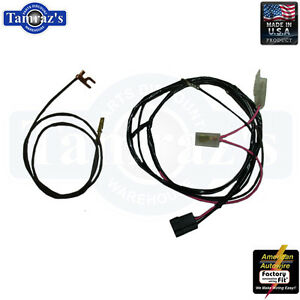 image is loading 1969-camaro-tachometer-conversion-wiring-harness-new