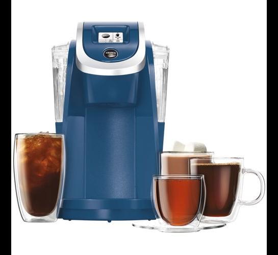 Keurig K200 PLUS K-Cup Coffee Maker Brewer bleu jean rénové (semblable à K250)
