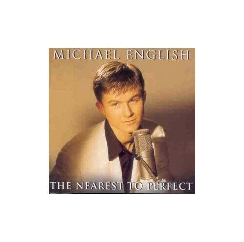 Michael English - The Nearest To Perfect - Michael English CD 4CVG The Cheap The