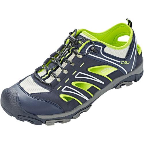 CMP Campagnolo Aquarii Hiking Sandals Men Black Blue 2019 Sandalen blau