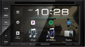 Details about NEW Kenwood DDX26BT 2 DIN DVD/CD Player Android iPhone App  Pandora Bluetooth