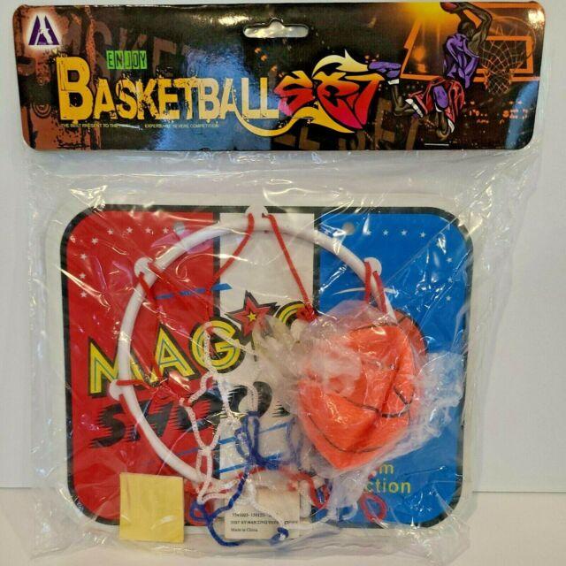 magic shoot basketball game