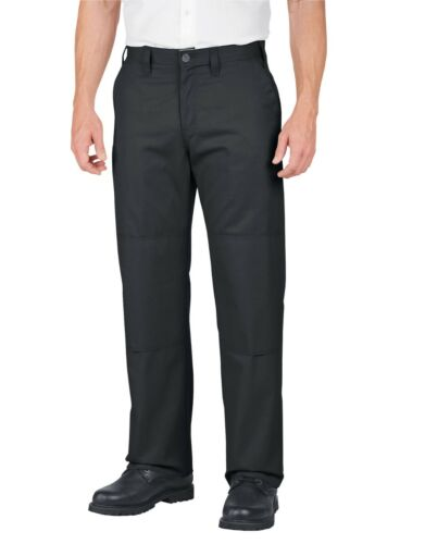 Dickies Mens Dow Charcoal Industrial Double Knee Pants LP856DC