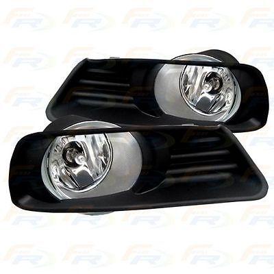 Fog light 09-11 Honda Civic 4D Clear OEM Fog Lamp Kit foglights