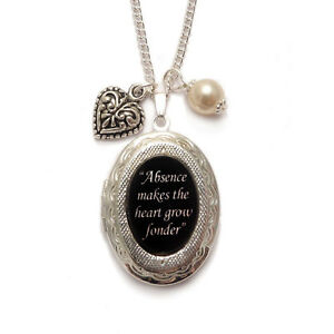 Victorian-locket-charm-necklace-ABSENCE-MAKES-THE-HEART-love-goth-gothic