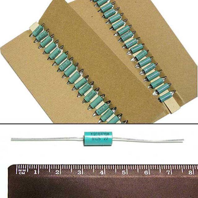 48x  0.012uF 630V   PETP Guitar Tone Capacitors K73-11