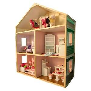 dolls furniture set. My Girl S Dollhouse 18 Inch Dolls Country French Style Doll House Furniture Set