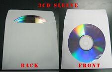 1000 New Triple Cd Paper Window Sleevegum Flapjs215