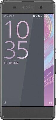Sony Xperia XA Negro SMARTPHONE LIBRE