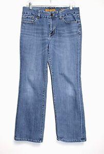 Jeans 8 Taille Medium Entrejambe 7 7cm 73 Basse wash Bootcut Seven m 58xz6qq