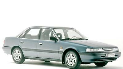 1989 Mazda 626 MX-6 Electrical Wiring Diagram Manual | eBay