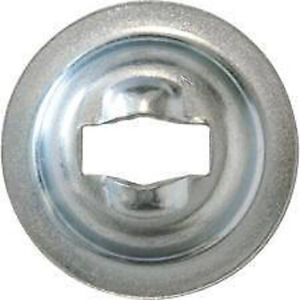 8-X-LOCKHEED-BRAKE-SHOE-HOLD-DOWN-WASHER-WASHERS-SHOE-DISC-DRUM-WHEEL-CAR-BR61