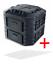 Indexbild 27 - Schnellkomposter ThermoKomposter  Komposter Modulkomposter 480 bis 1260 Liter