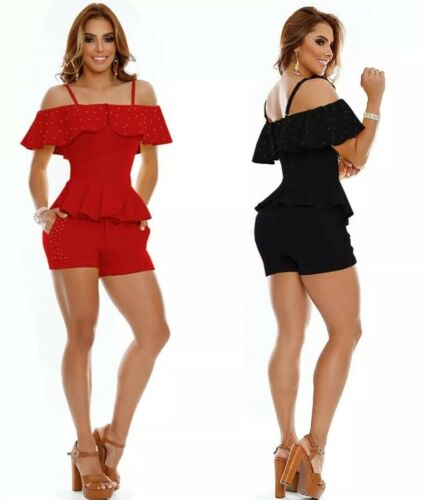 sizes 5 piece Enterizos Stretchy Two 8 6 rompers 7 3 4 Colombian Us q6qgXwH