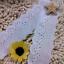 NEW 4 Yards weiß weiches Baumwoll spitze Trim hohles Hochzeit dekoration 6cm