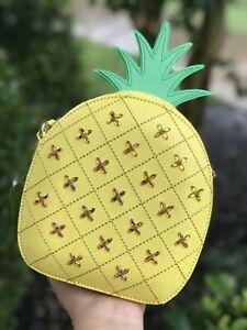 NWT-Kate-Spade-New-York-Pineapple-Bag-Purse-Cross-Body-Crossbody