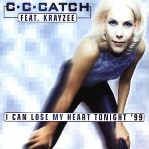 C-C-Catch-I-can-lose-my-heart-tonight-039-99-amp-Krayzee-Maxi-CD