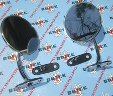 1939-1947 Buick Outside Rearview Mirrors | All GM King Bee | Show Quality