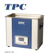Ultrasonic Cleaner Uc 400 Tpc Advanced Dental Dentsonic 38qt Withbasket New