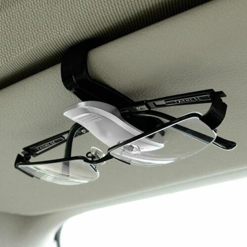 Eyeglasses Clip Car Sun Visor Sunglasses Holder Car Glasses Cases Fastener Cip P