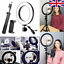 LED-Ring-Light-Camera-Photo-Studio-Shooting-Dimmable-w-Tripod-Selfie-Stick-Stand 縮圖 5