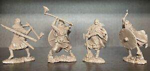 Vikings de Publius. Toy Soldiers Publius et Runecraft. Nouvelle Version 2021. 1:32