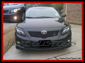 Image Is Loading Made To Fit Corolla Eyelids 2009 09 10
