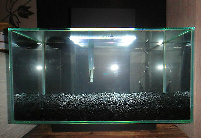 FLUVAL EDGE REEF AQUARIUM FISH TANK CUSTOM REPLACEMENT WHITE 48 LED MOD UK PLUG