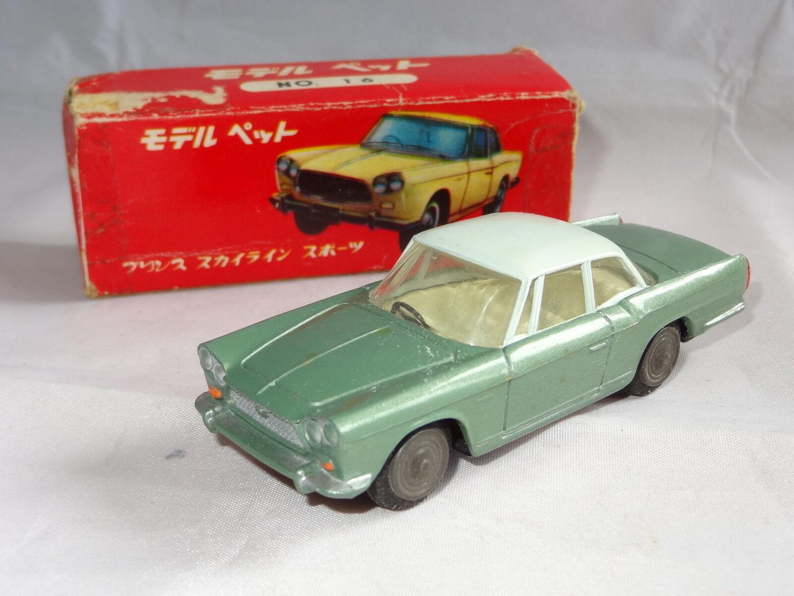 Asahi Toy ATC Model Pet Japan - PRINCE SKYLINE SPORTS  - 16