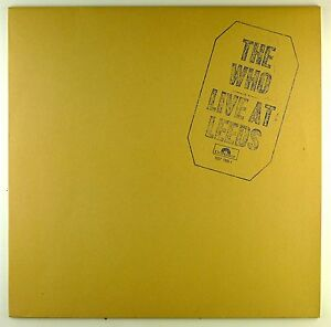 """12"""" LP - The Who - Live At Leeds - A4562 - 180 gr Pressung - washed & cleaned"""
