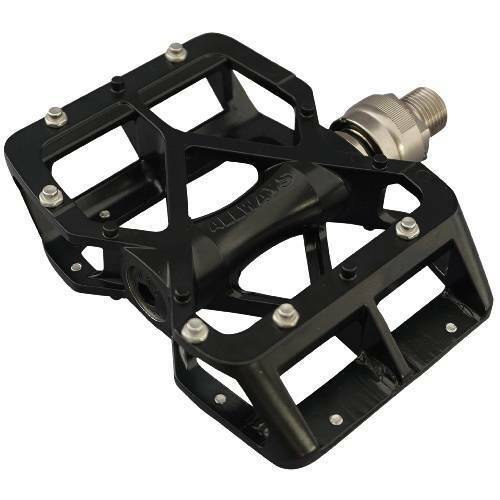 Nuevo Pedal Mks Allways Ezy súperior Negro -- NUEVO