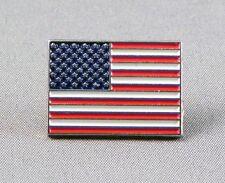 USA Flag Pin Badges