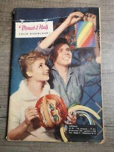 weekblad vrouw en huis 28 december 1961