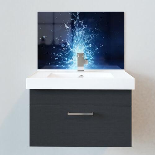 Digital évier splashbacks-Made by Gamme Premier-Eau Profonde