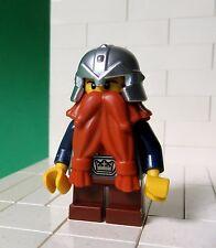 Lego Figura - Cavaliere Fantasy Era - Gnomo > Nano per Set 7048 - No: cas377