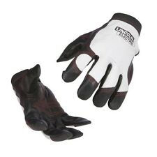 Lincoln Full Leather Steelworker Welding Gloves K2977 Size Medium