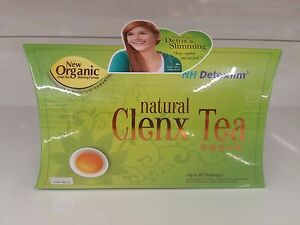 NATURAL-CLENX-TEA-DETOX-NH-DETOXLIM-NATURAL-WEIGHT-LOSS-20-TEABAGS-FS-TRACK