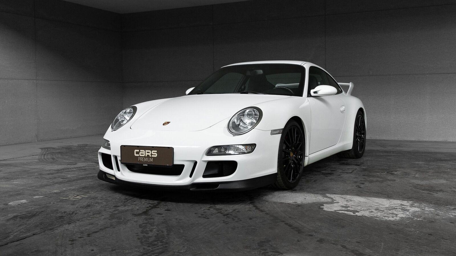 Porsche 911 Carrera S 3,8 Coupé 2d - 4.995 kr.