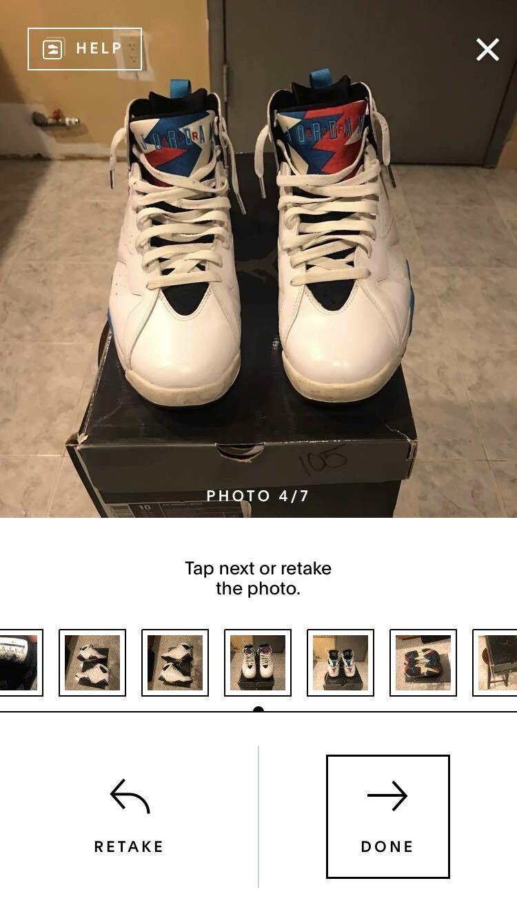Jordan 7 Orion Size 10