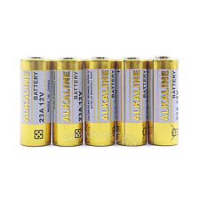 5 pcs 23A 12V V23GA E23A GP-23A MN21 23AE Alkaline Battery For Remote Control