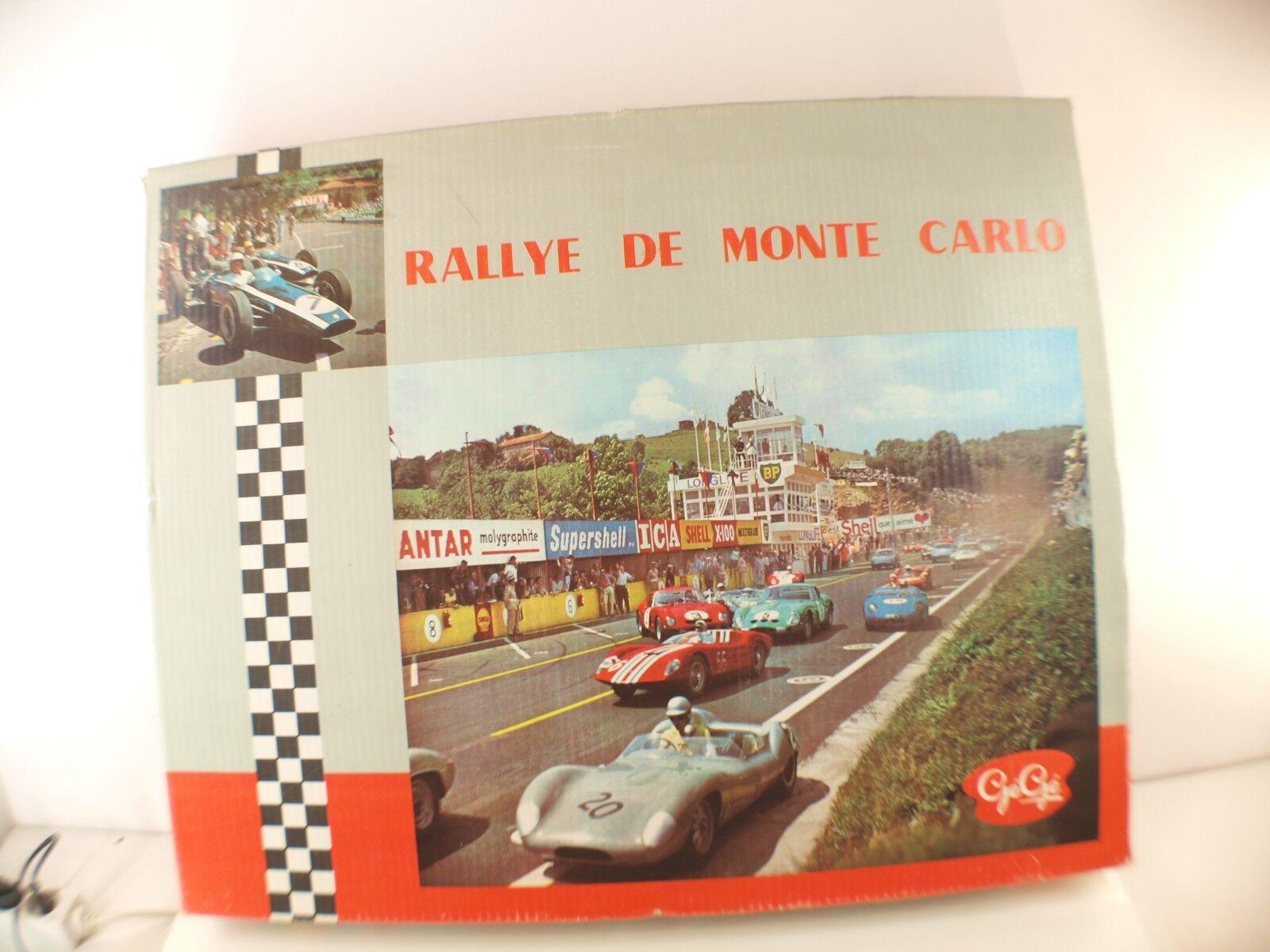 Gege - Scatola' Rally Montecarlo' 2 Vintage Slot Cars