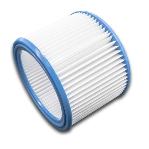 Rund-Filter Faltenfilter für PROTOOL VCP 260 EH Zentralfilter Staubklasse M