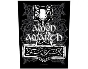 Amon amarth logo tattoo