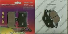 Honda Disc Brake Pads CB400FII/III Front & Rear (2 sets)