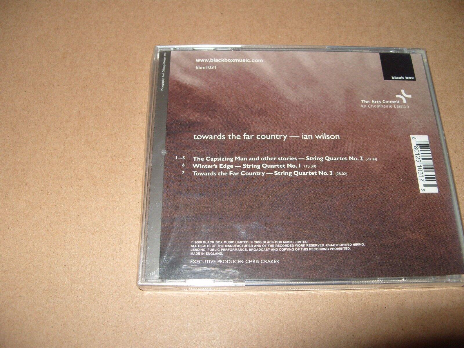 Ian Wilson - Towards The Far Country (2000)