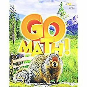 Go Math Go Math Student Edition Volume 1 Grade 4 2015 2014