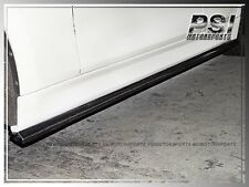 D-Performance Style Carbon Fiber Side Skirts Add On Extension Lip for 2012+ F30