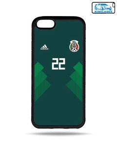 sale retailer 03633 a6884 Details about HIRVING LOZANO MEXICO JERSEY BUMPER PHONE CASE IPHONE 5 6 7 8  X XS MAX XR GALAXY