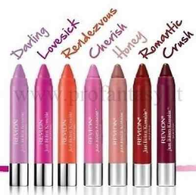 Cherie Cheap Sales 50% Health & Beauty Systematic Revlon Just Bitten Kissable Lip Balm Stain 010 Darling