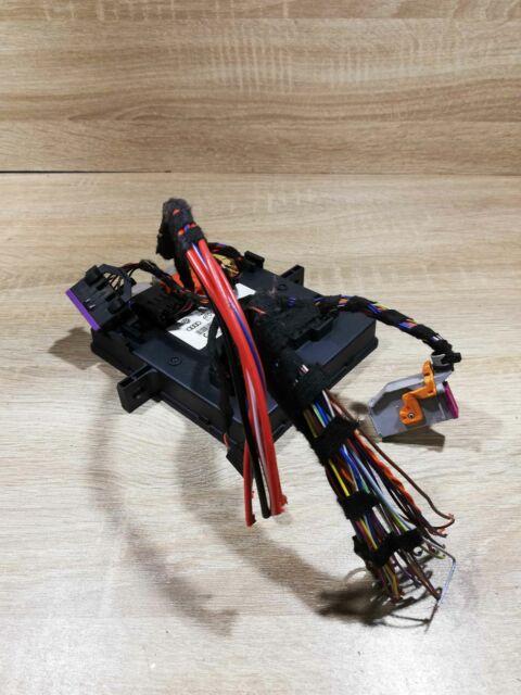 Audi A6 C6 4f0907279 f005v00384 Body Control Module Junction Box Bosch